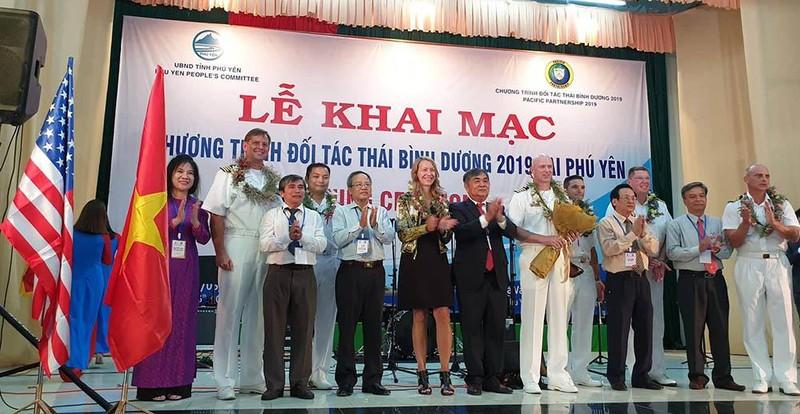 Nhiều nước hỗ trợ Việt Nam ứng phó thảm họa thiên nhiên - ảnh 2