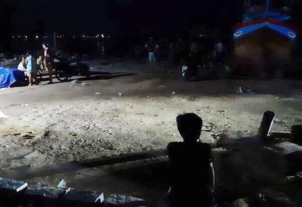 3 người chết trong vụ lật thuyền chở khách ra đảo Điệp Sơn - ảnh 1