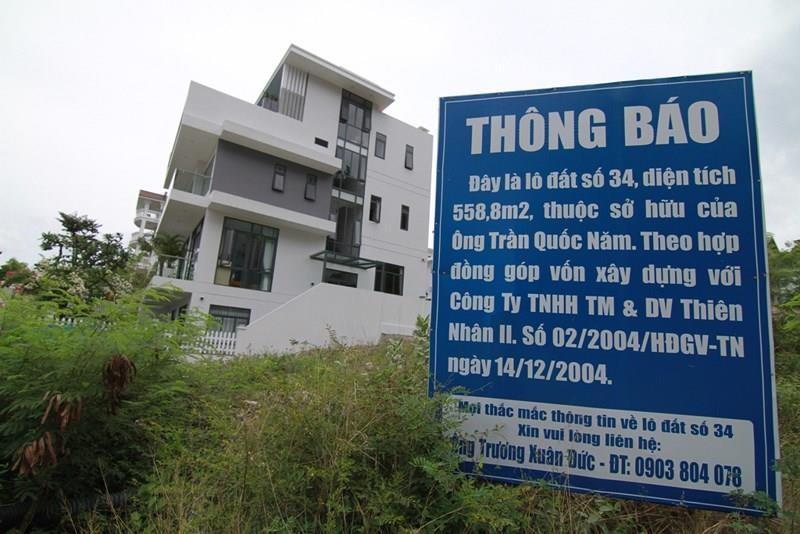 Chủ đầu tư dự án Ocean View ở Nha Trang ra đầu thú - ảnh 1