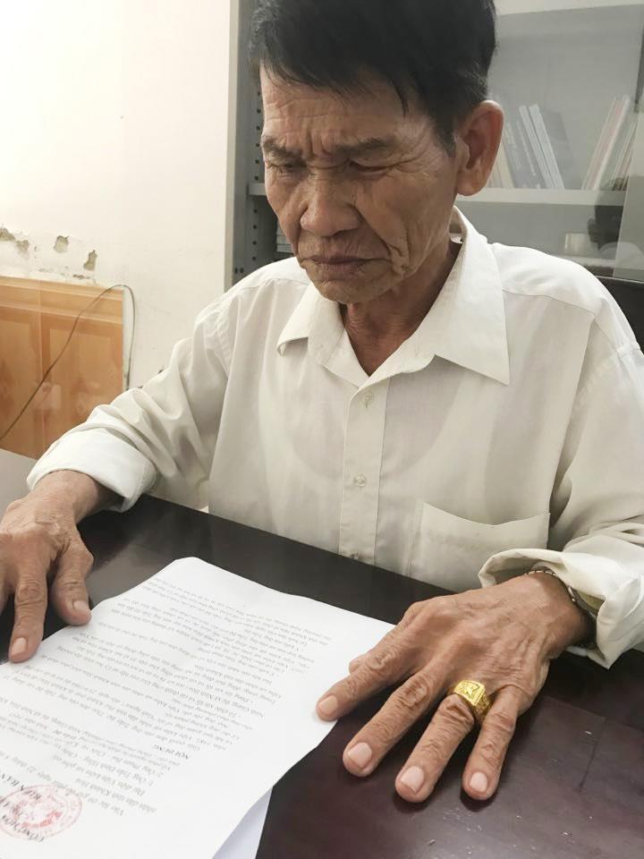 VKSND tỉnh Khánh Hòa đã phải chấp nhận xin lỗi người bị oan  - ảnh 2