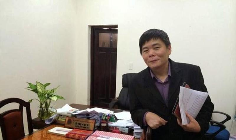 Khánh Hòa vẫn ra cáo trạng truy tố vợ chồng LS Trần Vũ Hải - ảnh 1