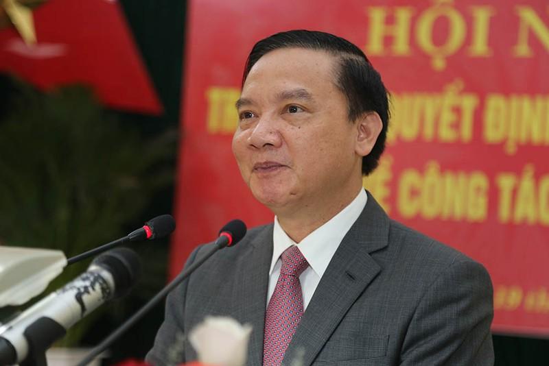 Ông Nguyễn Khắc Định chính thức là bí thư Tỉnh ủy Khánh Hòa  - ảnh 2