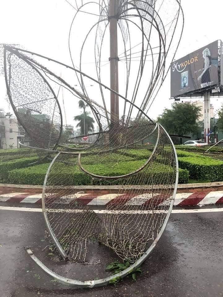 Bão số 5 đánh hỏng hơn 70 tàu cá ở Quy Nhơn - ảnh 9