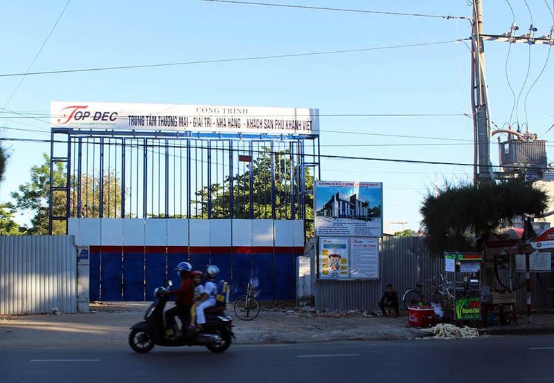 Tỉnh ủy Phú Yên hối thúc thu hồi dự án Phú Khánh Việt - ảnh 1