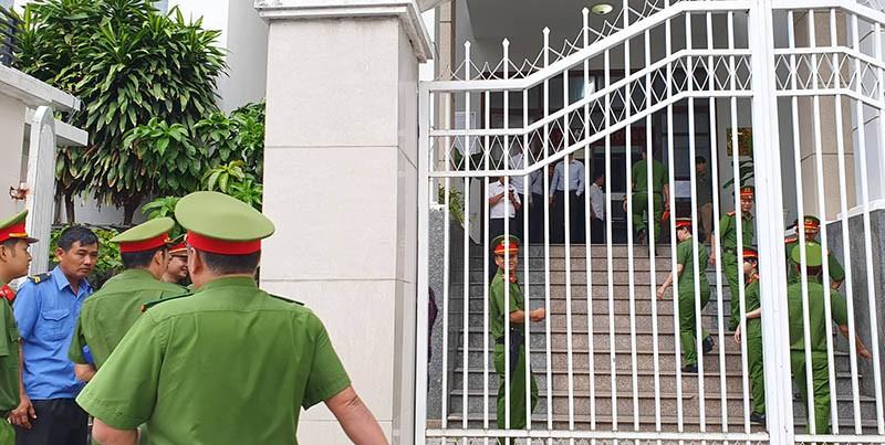 Nhiều báo không được tác nghiệp tại phiên xử LS Trần Vũ Hải - ảnh 1
