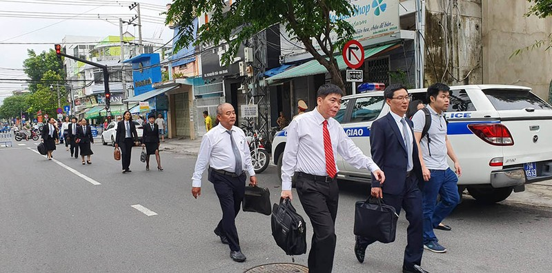 Nhiều báo không được tác nghiệp tại phiên xử LS Trần Vũ Hải - ảnh 5