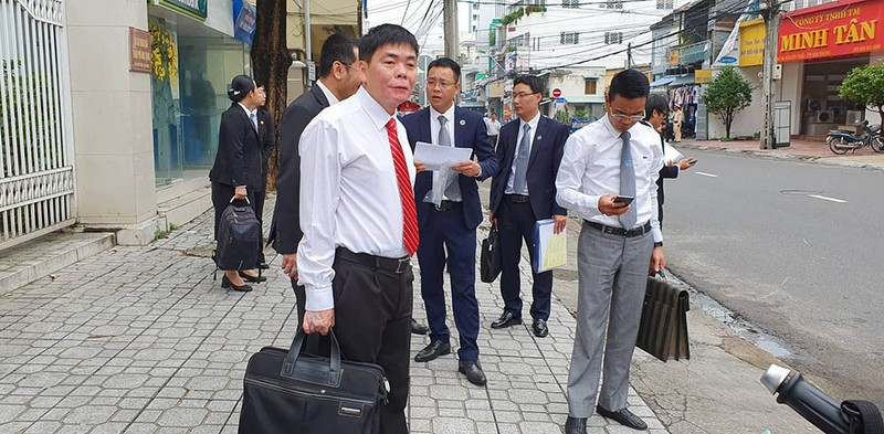 Nhiều báo không được tác nghiệp tại phiên xử LS Trần Vũ Hải - ảnh 6