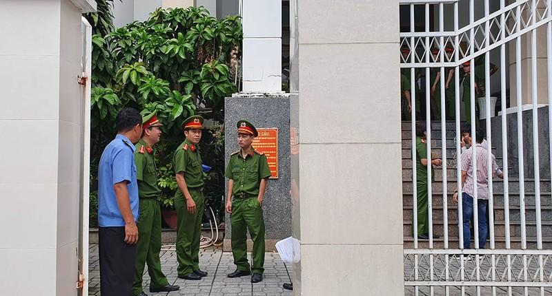 Nhiều báo không được tác nghiệp tại phiên xử LS Trần Vũ Hải - ảnh 7