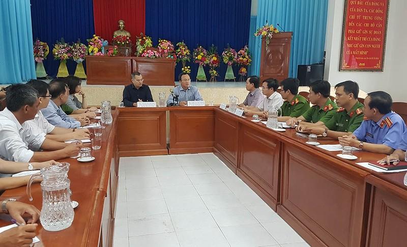 Thủ tướng chia buồn với gia đình các nạn nhân ở Phú Yên - ảnh 4