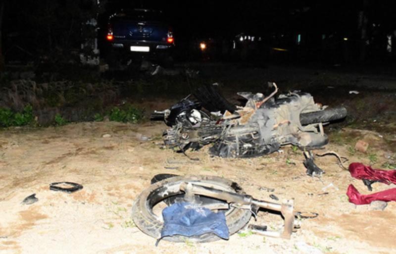 Tài xế xe bán tải uống bia rượu trước khi tông chết 4 người - ảnh 2