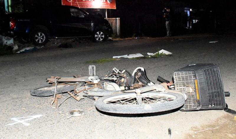 Tài xế xe bán tải uống bia rượu trước khi tông chết 4 người - ảnh 3