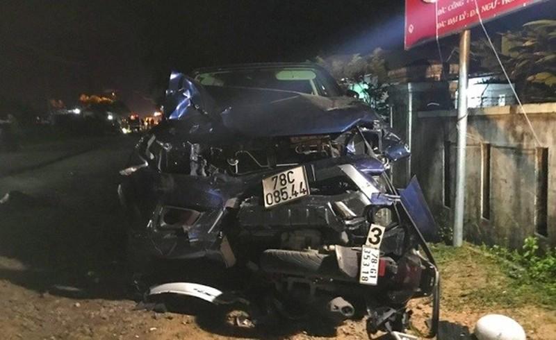 Tài xế xe bán tải uống bia rượu trước khi tông chết 4 người - ảnh 4