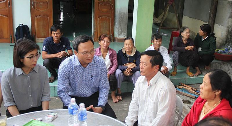Thủ tướng chia buồn với gia đình các nạn nhân ở Phú Yên - ảnh 2