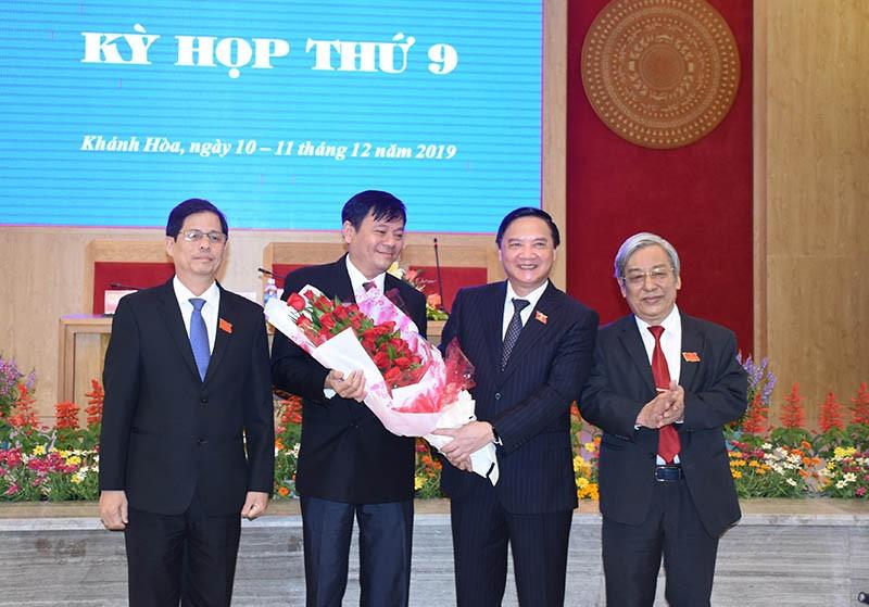 Khánh Hòa có tân phó chủ tịch HĐND tỉnh  - ảnh 1