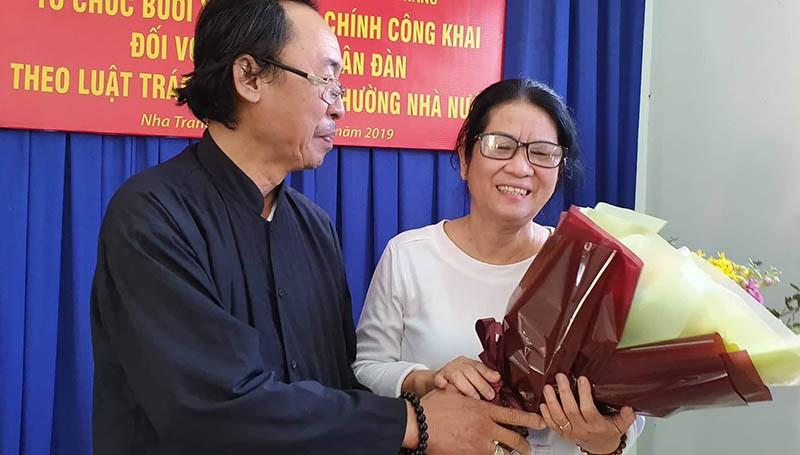 Viện Kiểm sát TP Nha Trang xin lỗi người bị oan 18 năm  - ảnh 4
