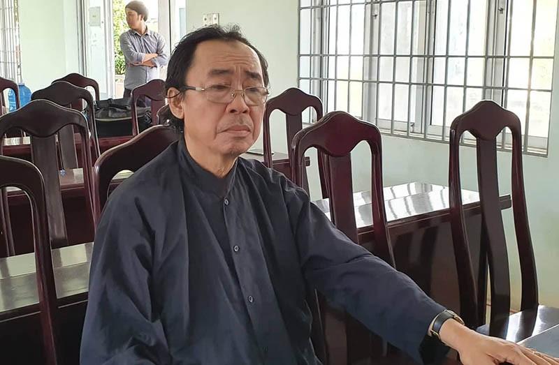 Viện Kiểm sát TP Nha Trang xin lỗi người bị oan 18 năm  - ảnh 5