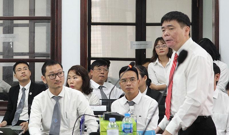 Ngày 9-1: Phúc thẩm vụ ông Trần Vũ Hải bị cáo buộc trốn thuế - ảnh 1