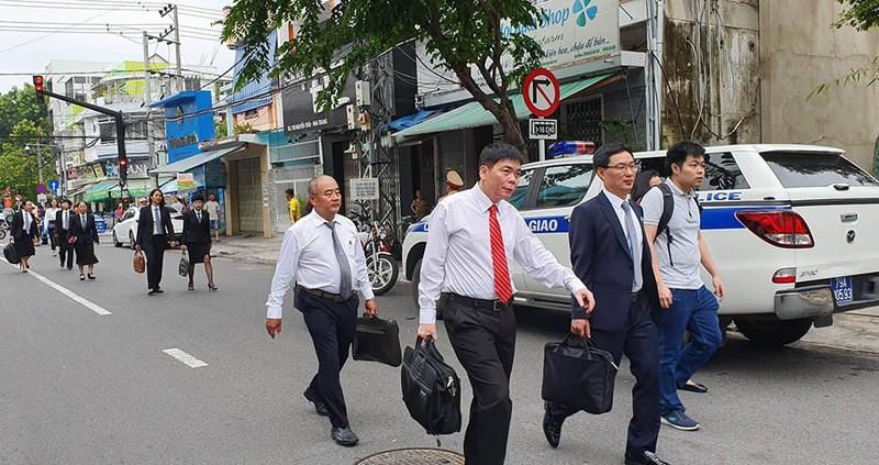 Ngày 9-1: Phúc thẩm vụ ông Trần Vũ Hải bị cáo buộc trốn thuế - ảnh 4