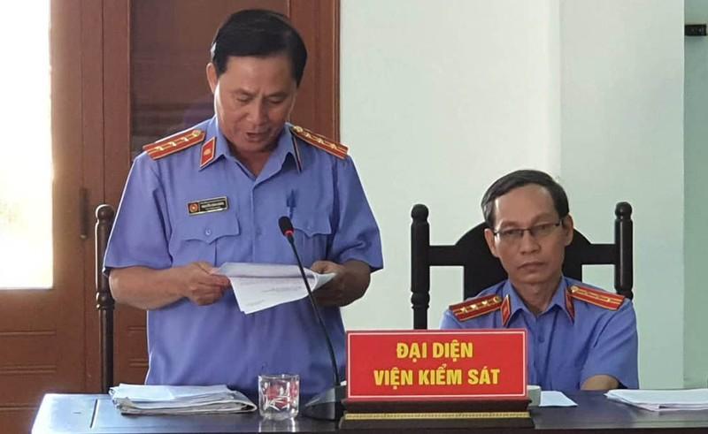 Đề nghị phạt cựu chánh án tỉnh Phú Yên đến 16 năm tù - ảnh 3