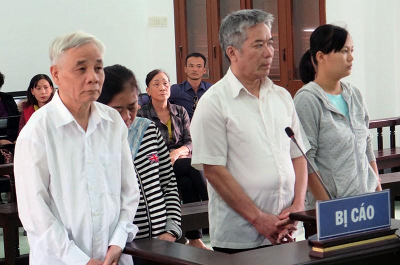 Cựu chánh án tỉnh Phú Yên bị phạt 15 năm 6 tháng tù - ảnh 1