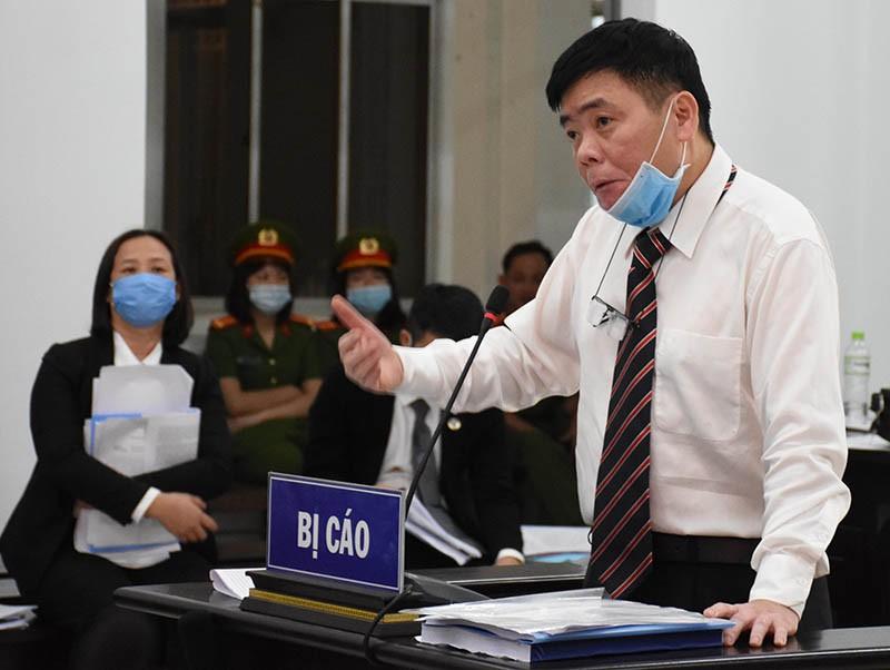 Xử phúc thẩm bị cáo Trần Vũ Hải bị cáo buộc trốn thuế - ảnh 1