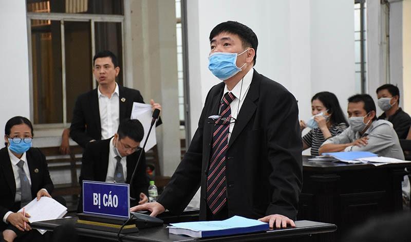 Xử phúc thẩm bị cáo Trần Vũ Hải bị cáo buộc trốn thuế - ảnh 3