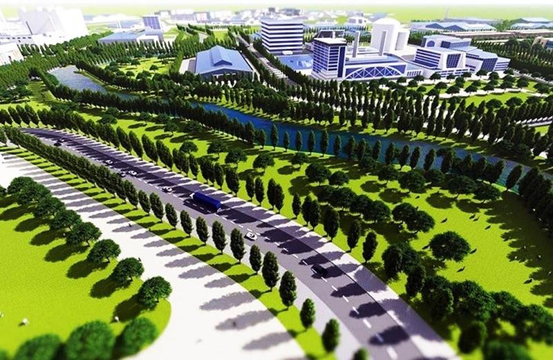 Hơn 3.300 tỉ xây dựng hạ tầng khu công nghiệp ở Bình Định - ảnh 2