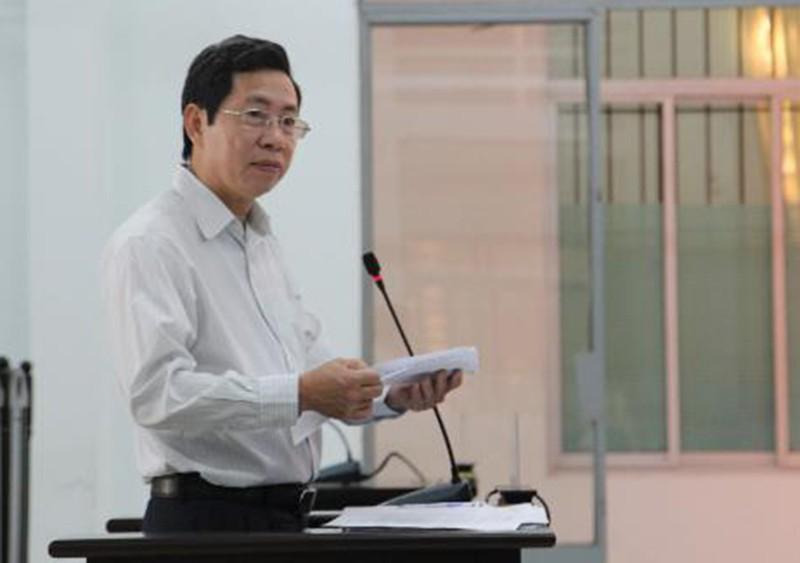Phó chủ tịch TP Nha Trang được đề nghị hưởng án treo  - ảnh 1