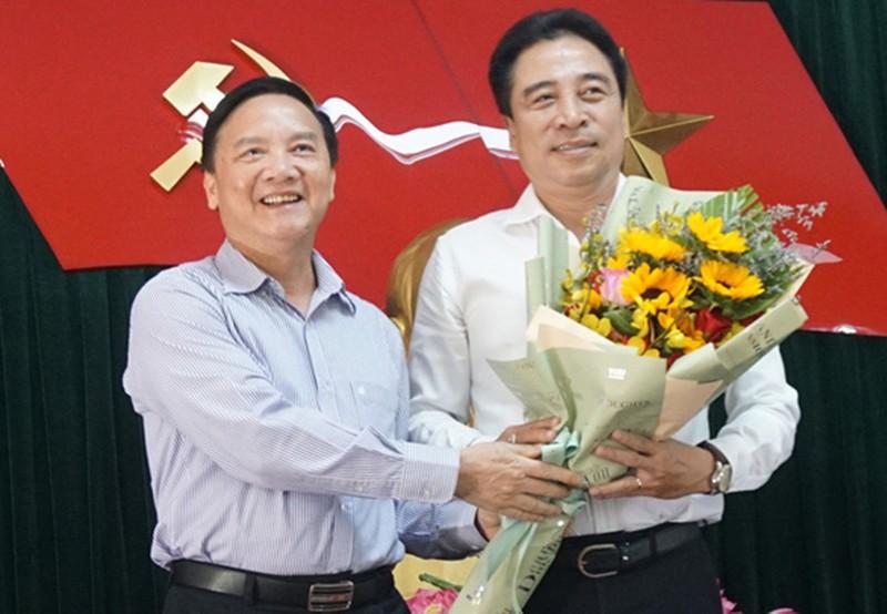 Khánh Hòa có tân phó bí thư Thường trực Tỉnh ủy - ảnh 1