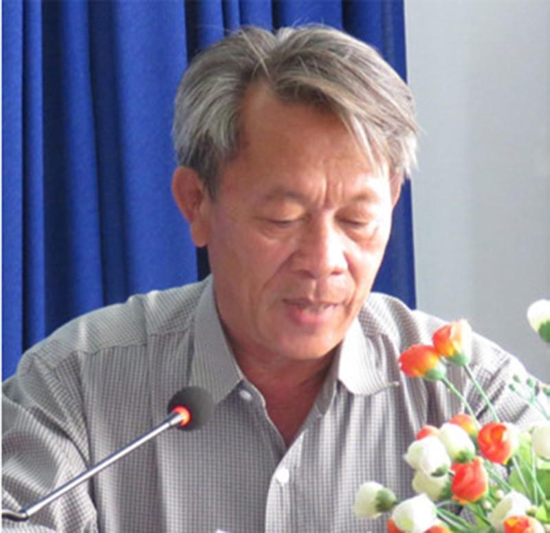 Phó giám đốc Sở TN&MT Phú Yên bị cảnh cáo - ảnh 1