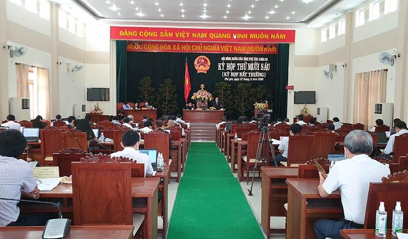Phú Yên lập đề án xây dựng trung tâm hành chính tập trung - ảnh 1