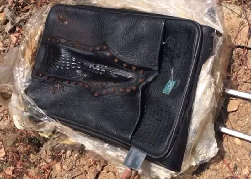 Công an truy tìm tung tích nạn nhân bị giấu xác trong valy - ảnh 2