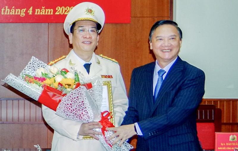 Cục phó An ninh đối ngoại làm giám đốc Công an Khánh Hòa - ảnh 1