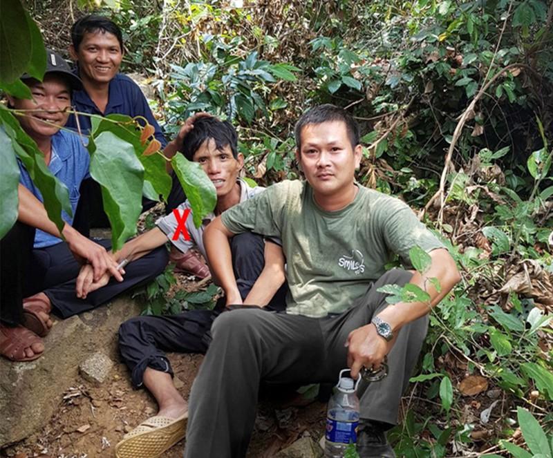 Bộ trưởng Công an có thư khen 4 thợ rừng bắt kẻ giết người - ảnh 1