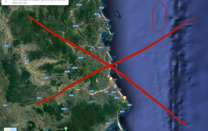 Google Maps ghi sai thông tin về chủ quyền Việt Nam - ảnh 1