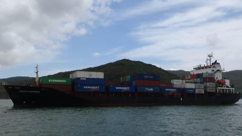 Tìm thấy tàu hàng tông chìm tàu cá, bỏ mặc ngư dân bị nạn - ảnh 2
