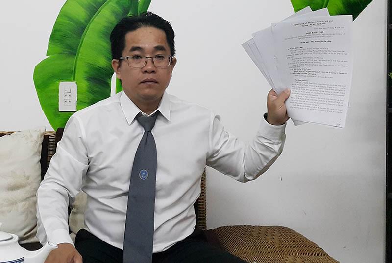 Đoàn Luật sư TP.HCM vẫn xóa tên luật sư của đoàn Khánh Hòa - ảnh 1