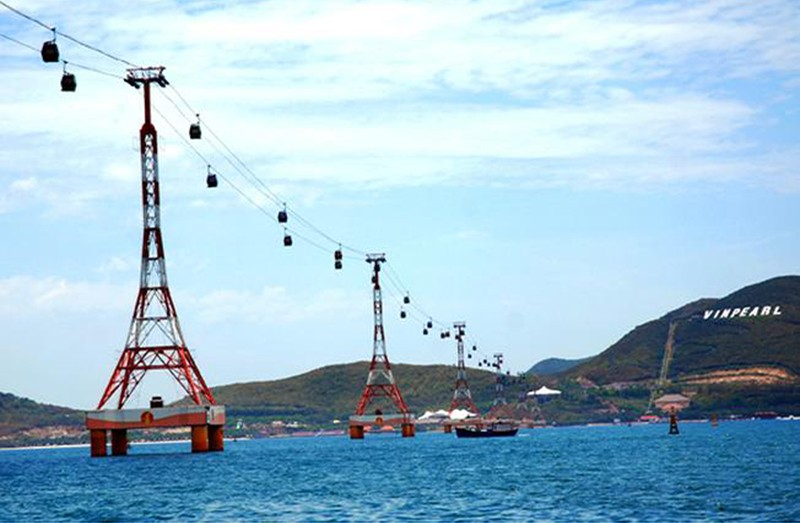 Đề xuất xây cầu vượt biển nối Nha Trang với đảo Hòn Tre - ảnh 1