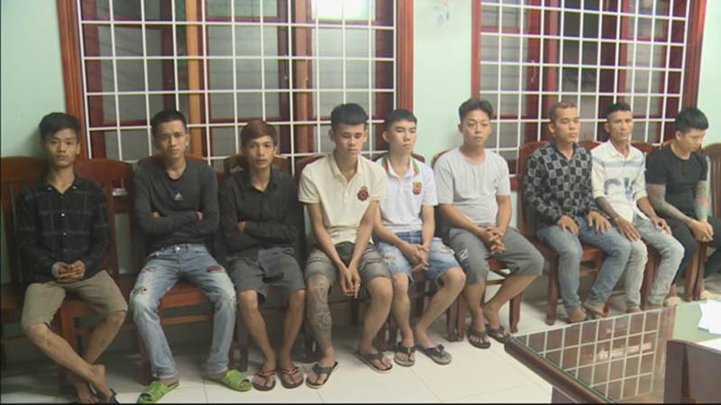 Truy nã 7 bị can vụ hỗn chiến kinh hoàng ở Quy Nhơn - ảnh 1