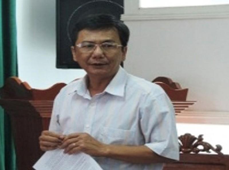 Cựu Phó chủ tịch huyện Đông Hòa bị khởi tố - ảnh 1