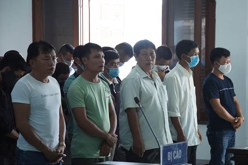 Xử vụ đánh bạc có tới 63 bị cáo ở Phú Yên - ảnh 3