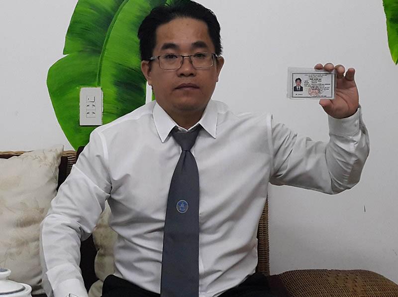 Không thu hồi chứng chỉ hành nghề của luật sư Ngô Minh Thành - ảnh 1