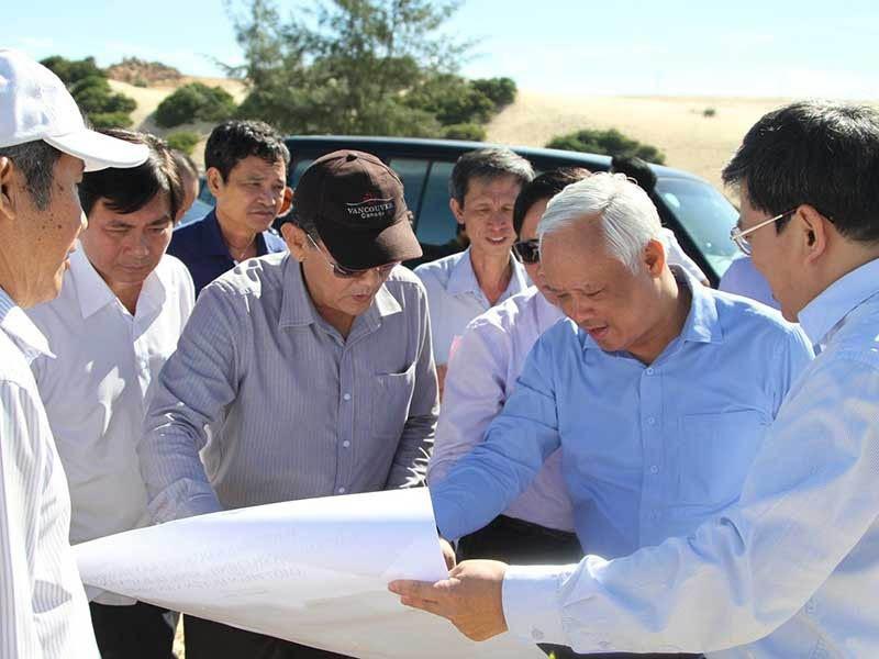 Tạm dừng quy hoạch đặc khu Bắc Vân Phong - ảnh 1