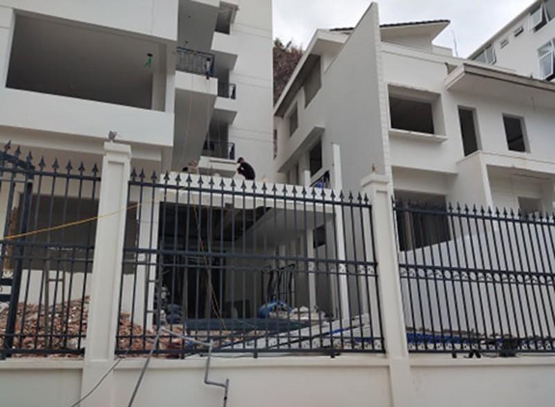 Loạt biệt thự xây hoàn thiện dù bị yêu cầu cưỡng chế nhiều lần - ảnh 2