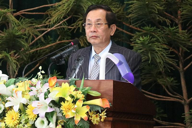 Ông Huỳnh Tấn Việt xin thôi chức chủ tịch HĐND tỉnh - ảnh 3