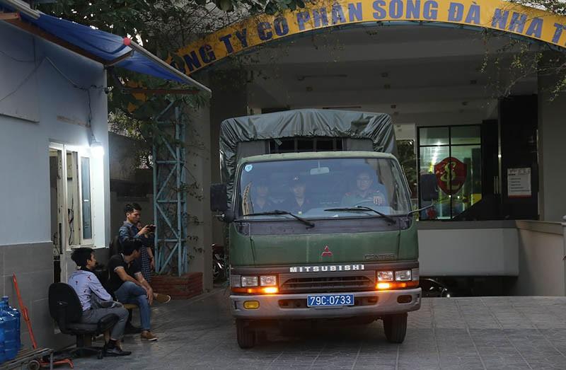 Công ty Sông Đà Nha Trang phân lô bán nền đất làm công viên  - ảnh 1
