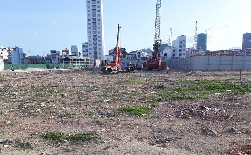 Công ty Sông Đà Nha Trang phân lô bán nền đất làm công viên  - ảnh 2