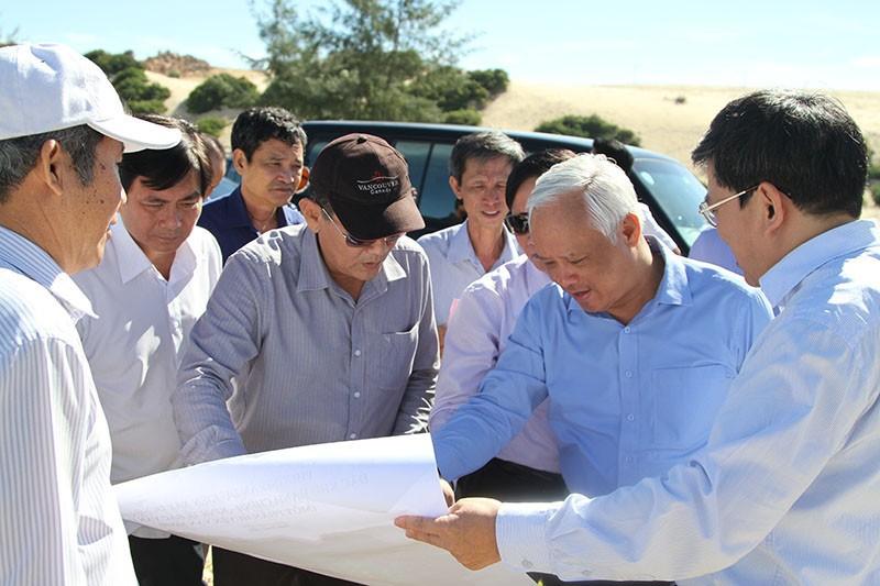 Xã hội hóa lập quy hoạch khu kinh tế Vân Phong - ảnh 1