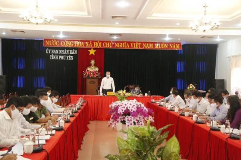 Phú Yên kiến nghị xem lại việc cử đoàn kiểm tra từ Đà Nẵng - ảnh 1