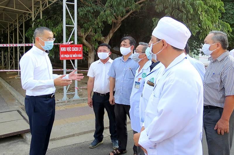 Đã tìm được 20 người từng đến các bệnh viện ở Đà Nẵng - ảnh 1